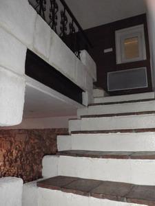 Accès 2 ème étage